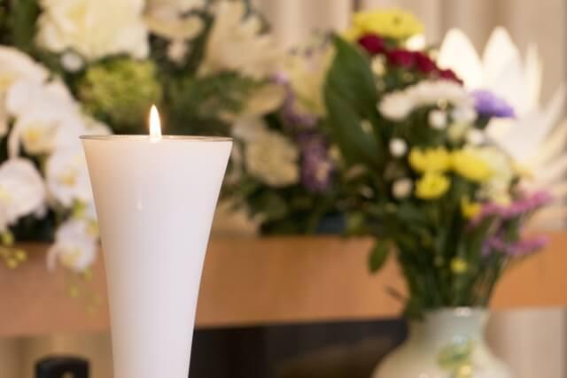 葬儀のお花